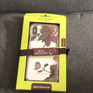 NWT Ted Baker iPhone case x/xs